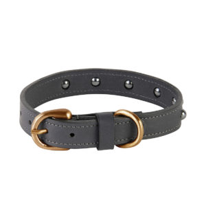 Apollo Hematite Crystal Small Black Collar